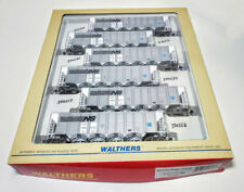 6-pack Walthers HO Scale RD4 Coal Hoppers #932-7810 NORFOLK SOUTHERN #2