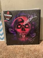 From Beyond Soundtrack Waxwork Records Signed 2x