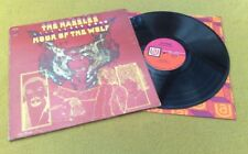 """THE HASSLES """" HOUR OF THE WOLF """"AWESOME USA ORIG PROMO STAMPED FT. BILLY JOEL"""