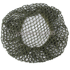 WW2 US ARMY M1 HELMET NET TACTICAL COTTON CAMOUFLAGE HELMET COVER - 36316