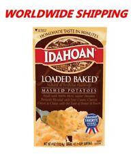 Idahoan Chargé Baked Purée Pommes de Terre 118ml Mondial Livraison