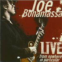2xCD - Joe Bonamassa - Live From Nowhere In Particular - A543