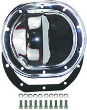 """Ford Chrome Steel  7.5"""" 10 Bolt Rear Differential Cover Kit Ranger Mustang B3000"""