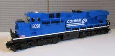 Lego Train Custom Conrail ES44ac - PLEASE READ ITEM DESCRIPTION