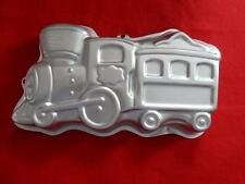 Wilton Train Engine w Coal Car Cake Pan 2003 Wilton #2105-2076 Baking Tin