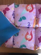 2lb WEIGHTED THERAPY WRAP/ LAP PAD/ BLANKET, Autism, Aspergers, ADHD, Sensory