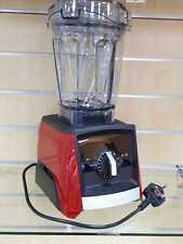 Vitamix Ascent Series A2500i Blender (Red) 220-240 Volts