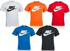 T-Shirt Maglietta Uomo donna NIKE Logo Cotone 100% estate 2020 girocollo  nuove