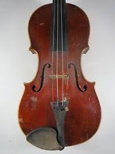 Vecchio violino francese, violino, Old Violin, violino Gand?