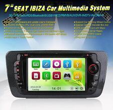 "RADIO DVD 7"" EXCLUSIVA  SEAT IBIZA GPS USB 3G BLUETOOTH HD ..."