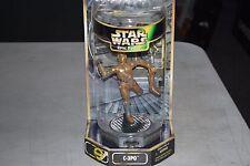 1997 Hasbro Star Wars Episode 1 Epic Force Movie Motion C-3PO