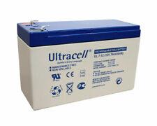 Ultracell UL7-12 Bleiakku 12V 7Ah 7000mAh mit 4,8mm Faston Anschluss