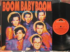MONDO ROCK Boom Baby Boom 1981 Australia LP Daddy Cool, Mighty Kong, Ross Wilson