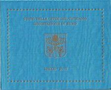 COFFRET BU 2012 VATICAN SERIE EURO