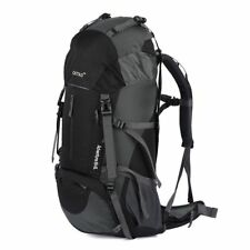 OUTAD 60L(55L+5L) Sports Water-resistant Internal Frame Backpack Hiking...