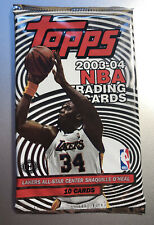 2003-04 Topps BK Hobby PACK (LeBron James Carmelo Anthony Wade RC Black Relics)?