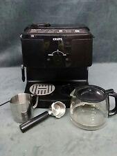 Krups xp1500 Kaffeemaschine & Espressomaschine Kombination Schwarz