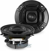 "Polk DB402 180W Peak 4"" DB+ Marine ATV Certified Coaxial Car Stereo Speakers"