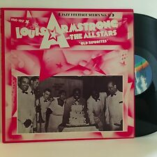 LOUIS ARMSTRONG Old Favorites Jazz Heritage Vol. 36 LP MCA-1335 (1974) VG+