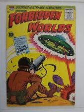 Forbidden Worlds #86 VG Calling Dr Wimble