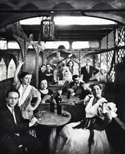1948 Irving Penn Flamenco Troupe Barcelona Spain Music Dance Guitar Photo Art