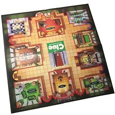 Clue by Parker Brothers Replacement playing board, 1997