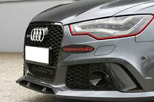 Devil Eyes Headlights Stripes AUDI A1 A3 A4 A5 A6 A7 TT RS S Line S1 S3 S4 S5 S6