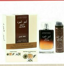 100ml Ameer Al Oudh by Lattafa Spray Oud Agarwood cambodi dehnal dehnul Attar