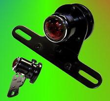 Led Rear Light Black E-Certified Yamaha XVS 125 250 650 950 1100 Rear Light Tüv