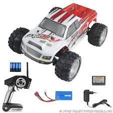 RC 2.4G PRO Monstertruck Buggy Ferngesteuertes Elektro Auto Offroad 1:18 RTR SET