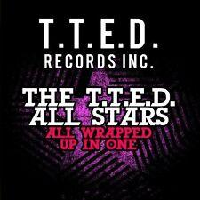 T.T.E.D. All Stars - All Wrapped Up in One [New CD] Manufactured On Demand
