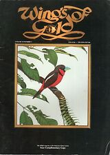 MALAYSIAN AIRLINE SYSTEM INFLIGHT MAGAZINE WINGS OF GOLD VOL 10 NO 1 1984 MAS