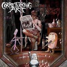 CORPSEFUCKING ART -  War of the toilet gear CD (Goregiastic, 2005) *Rare OOP