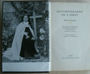 AUTOBIOGRAPHY OF A SAINT. Therese of Lisieux. 1958, H/B, 1st English Ed', Good+.