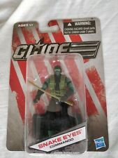 GI Joe - Dollar Store Exclusive - Green color variant - Snake Eyes