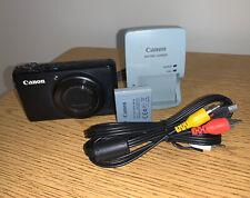 Cámara Digital Canon S9, punto & disparar de 10.0 Mp-Con Cargador, Batería, Cable