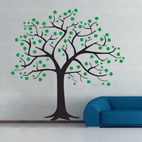 Giant Family Tree Wall Sticker Vinyl Art Home Decals Room Decor Mural Branch DIY