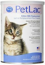 PetAg PetLac Milk Replacer Powder for Kittens 10.5 oz