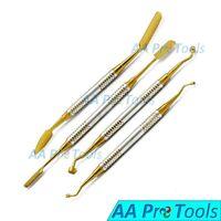 Dental Prf Set Bone Grafting Carrier Spoon Kit Gold Color DN-2190