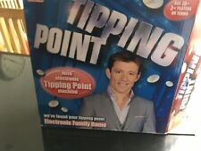 TIPPING POINT Electronic Family Party TV Show  Board game