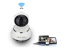 FINESSE SUPPLIES Wireless WiFi Security Camera, 720P Full HD Indoor Home Securit
