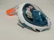Tribord EASYBREATH Mask Snorkeling - BLUE (S/M)