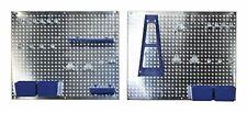 Siegen S01102 Wall Storage Pegboard Set 34pc