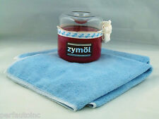 ZYMOL ROUGE REPAIR WAX 8oz. JAR NEW AUTHORIZED RESELLER PAINT CORRECTION FIX