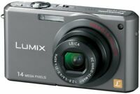 Panasonic Digital Camera Lumix (Lumix) Fx150 Blade Silver Dmc-Fx150-S