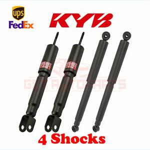 KYB 4 Shocks Front Rear fits CHEVROLET Tahoe 2000-2006 4WD GR-2/EXCEL-G Gas