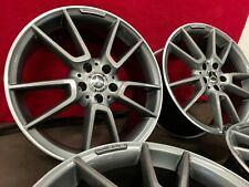 orig. AMG Felgen 7,5 + 8,5 x 19 Mercedes C-Klasse W205 S205 C205 A205 W204 C207