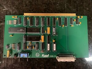 Fadal 1010-5A SERVO INDEXER CIRCUIT BOARD CARD