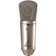 Behringer B-1 Large Diaphragm Studio Condenser Microphone #B1/B