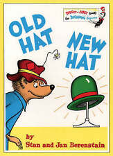 Old Hat New Hat (Bright and Early Books) by Jan Berenstain, Stan Berenstain (Paperback, 1982)